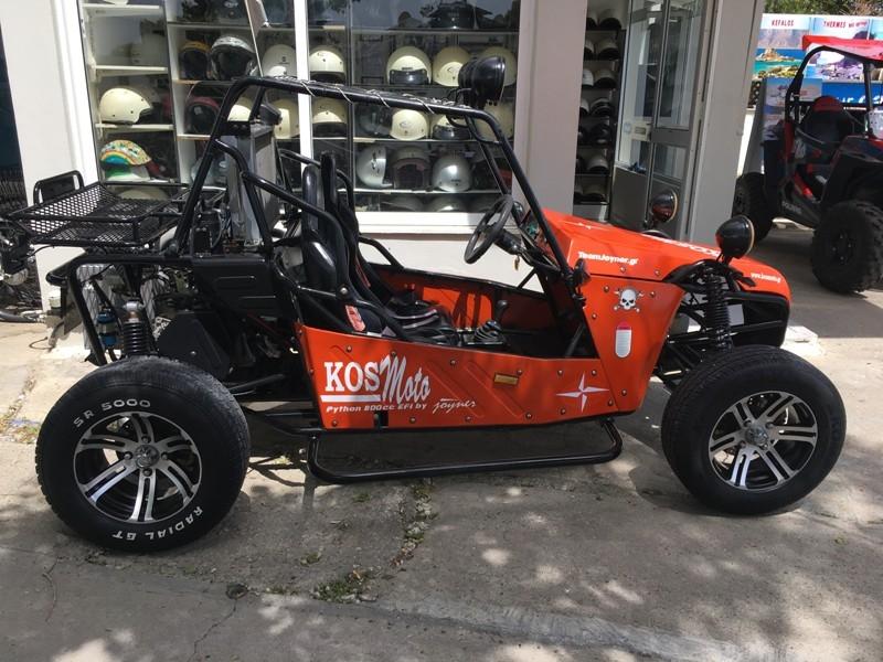 KOSmoto Rentals - Buggys